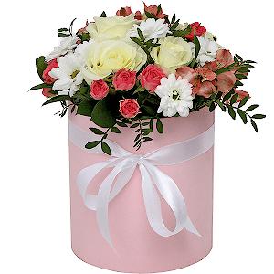 Модница +30% цветов с доставкой в Уссурийске