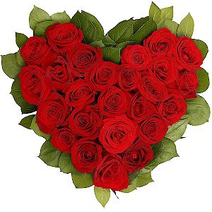 Композиции на 14 февраля - С днем Святого Валентина